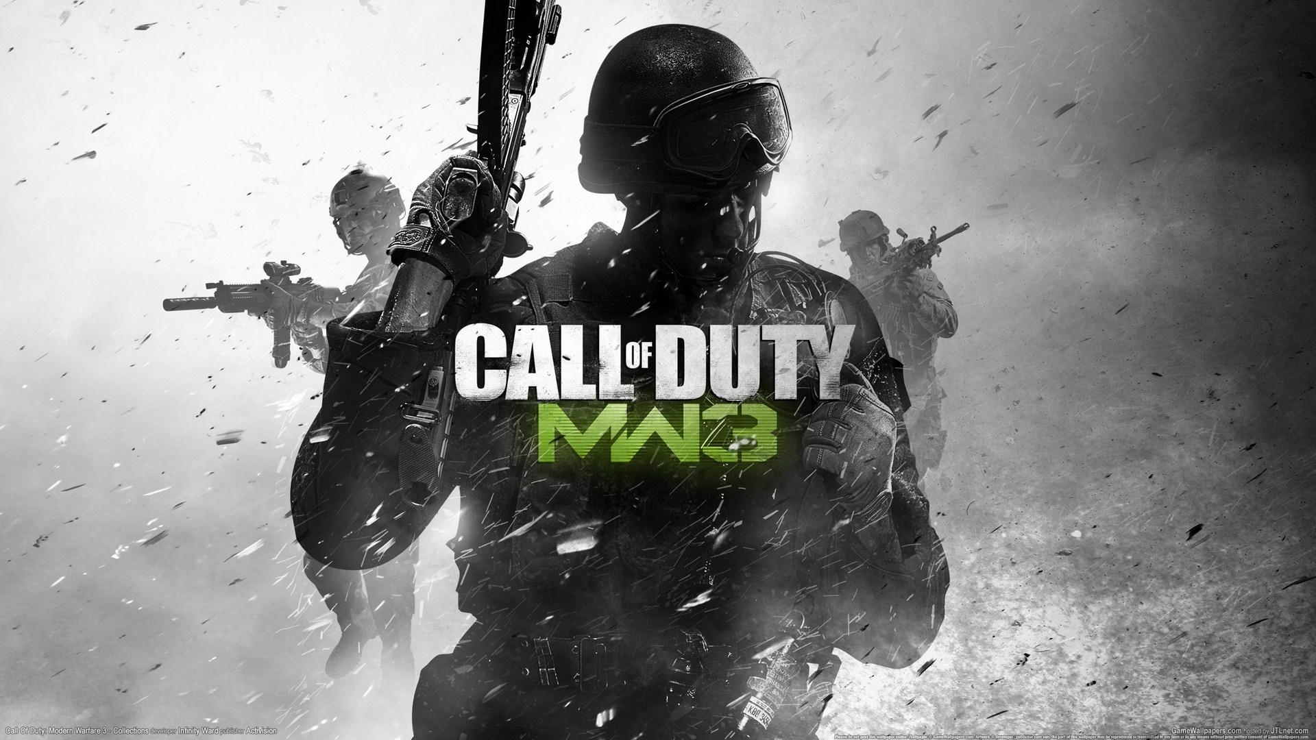 Call of Duty Modern Warfare  № 3671590 бесплатно