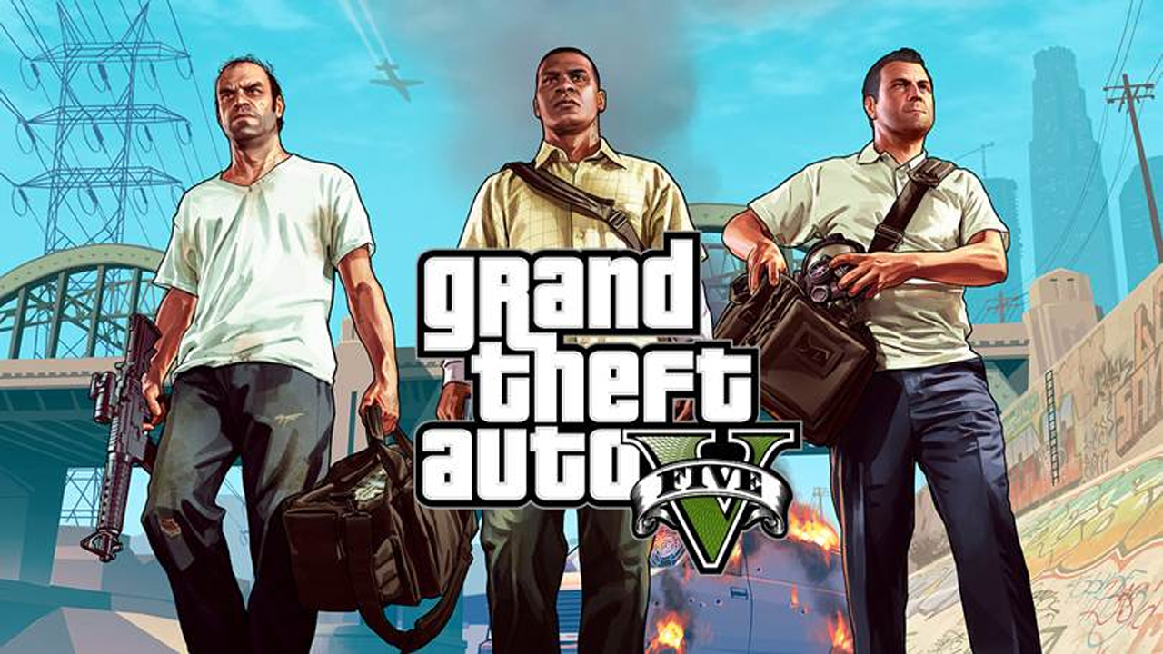 Grand Theft Auto V ( GTA 5 ) Steam Gift
