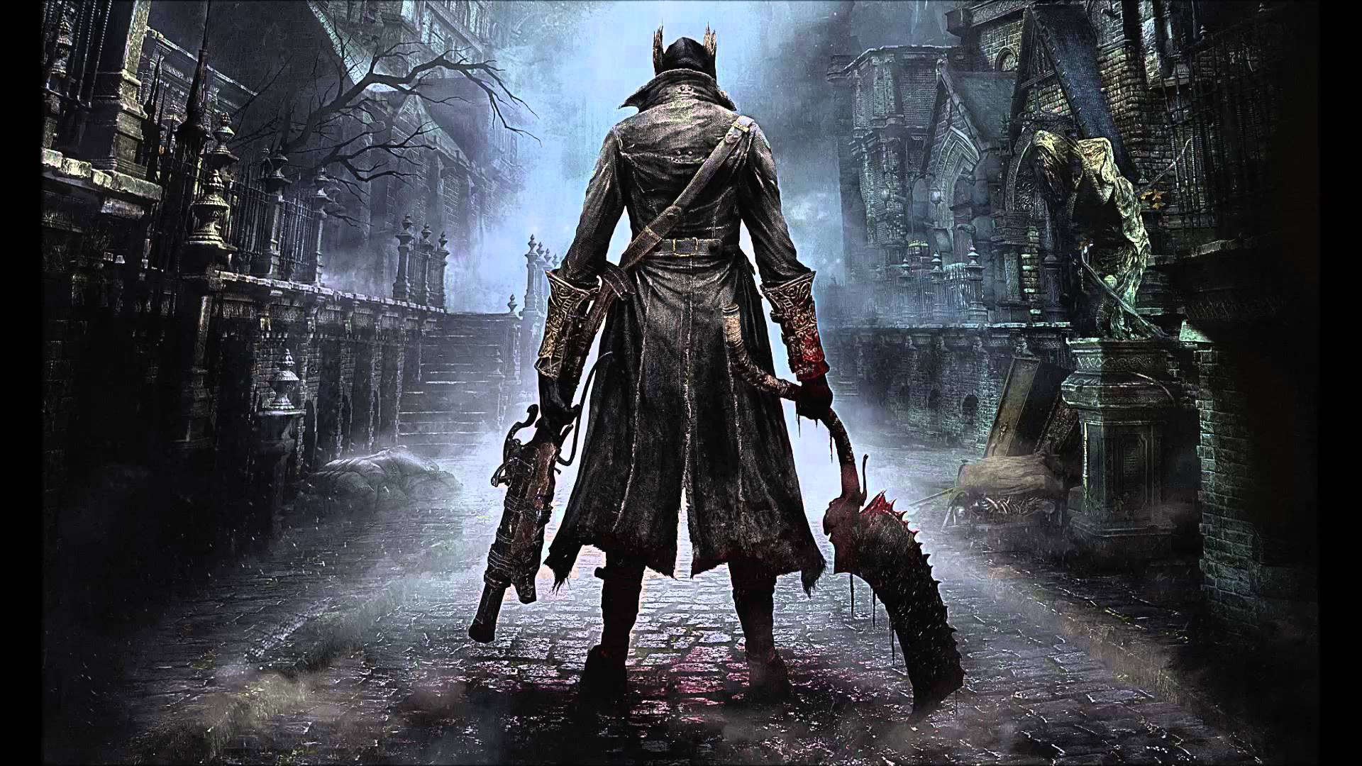 PS4 Bloodborne (ENG)