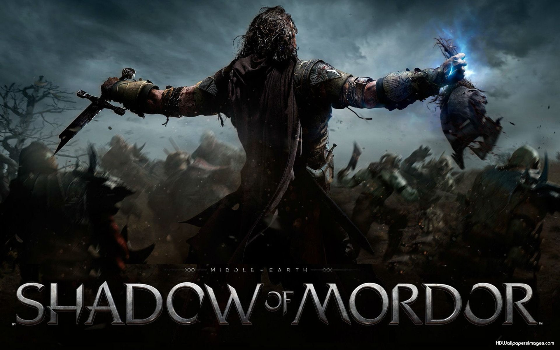 PS3 Middle-earth: Shadow of Mordor (ENG)