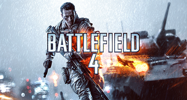 PS3 Battlefield 4 (ENG)