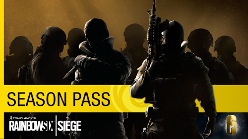 Tom Clancy's Rainbow Six Siege Season Pass + Подарок